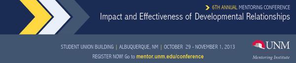 UNM Mentoring-2013-Banner
