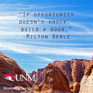UNM Quote_Build the Door
